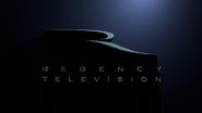 Regency Television logo (2016-) (Open matte variant)