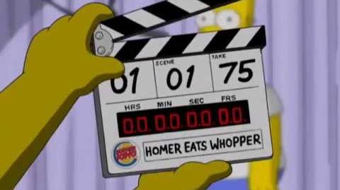 Homer S Whopper Audition Go Animate The Movie Wiki Fandom