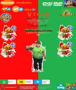 A Jacob Williamson Hallothanksmas 4 DVD Cover