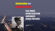 Mermaidman and Barnacleboy (1999) DVD Menu