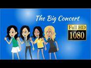 DISH Girls S1 E6 The Big Concert 1080p HD (20 Min Special)