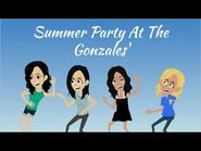 DISH Girls S1 E7 Summer Party At The Gonzales' 1080p HD