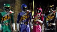 Power Rangers Super Dino Charge Capitulo 9 (Parte 4 5) - En Latino HD