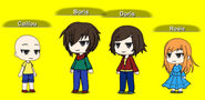 DGGHater2004's Anderson Family (Gacha Life)