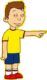 Caillou The Most Popular Show Son