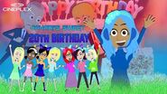 Jahari's Sweet 20th Birthday -FULL MOVIE-