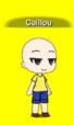 SBSP&DTERE2004 Caillou(Gacha Life)