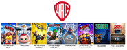 Warner Animation Group feature films