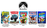 Paramount animation feature films 3