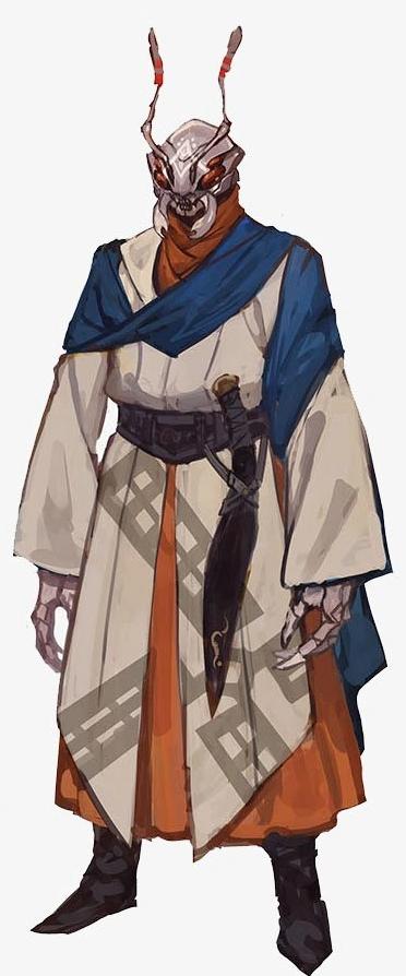 Bugman Monk
