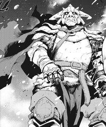 Goblin paladin manga