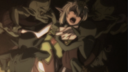 High Elf Archer swarmed by goblins