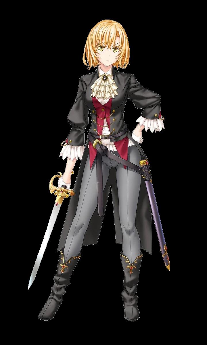 Noble Fencer