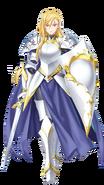 Female Knight LN