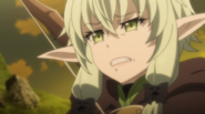 Anime Episode 4 DIsgusted Elf