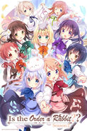 Is the Order a Rabbit Season 2