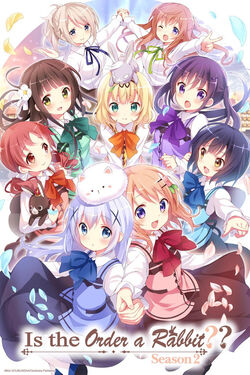 Is the Order a Rabbit Season 2.jpg