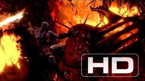 God of War 3 - Official Chaos Launch Trailer HD