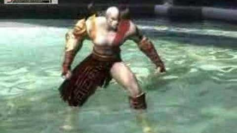God of War II - Битва с Персеем