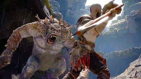 GOD OF WAR 4 - 15 Minutes of Gameplay