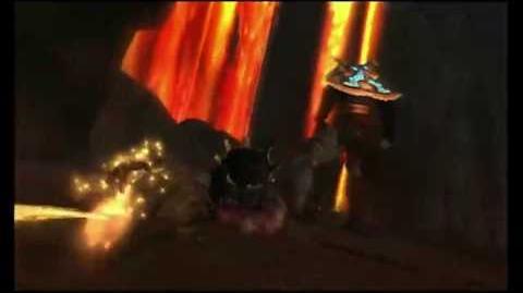 GoW Ghost of Sparta бой с Мидасом
