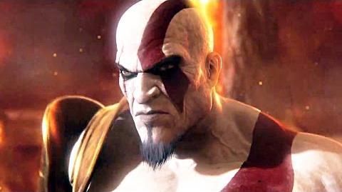 GOD OF WAR 3 Переиздание геймплей (PS4)