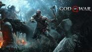 God of War Сигрюн,Королева валькирий.