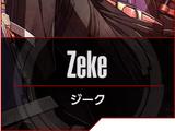 Zeke Pennywort