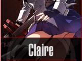 Claire Victorious