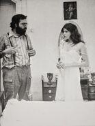 Simonetta stefanelli and francis ford coppola