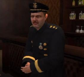 Little Italy Police Chief