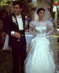 Carlo and Connie