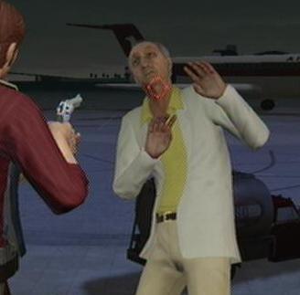 Shootout at Miami Airport