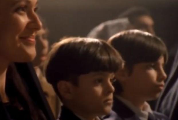 Lia Vazzi's son