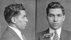 Lucky Luciano mugshot 1931