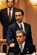 Vincent mancini and michael corleone2