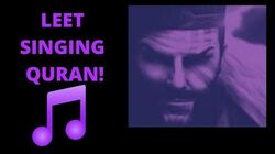 Leet Singing Quran Verse To Discord Atheists! Rainy Gets Mad