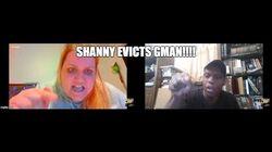 G-man Drama Shanny ForChrist Fight