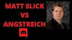 Jack Angstreich Chases Away Matt Slick