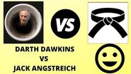 Darth Dawkins Endures Jack Angstreich For Over An Hour