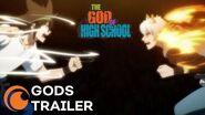The God of High School GODS TRAILER