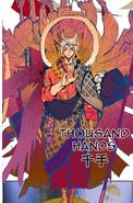 Thousand hands