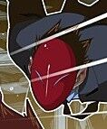 Red Marionette Mask