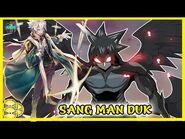 Sang Man-Duk - Bàn Tay Hắc Ám Tạo Ra Phật Ma Park MuJin & Từng Hạ Gục Jin TaeJin- God Of High School