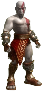 Kratos (Hot Shots Golf)