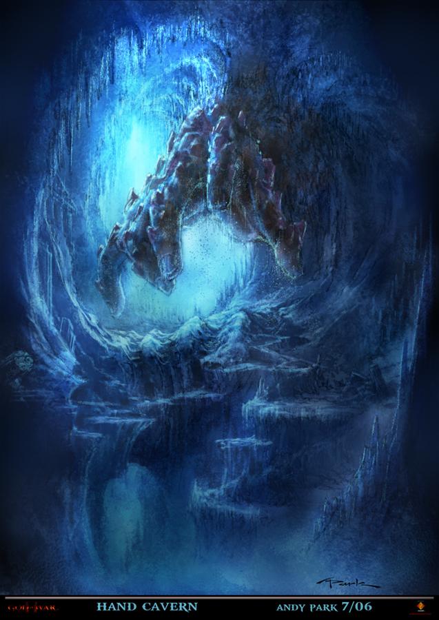 Hand Cavern