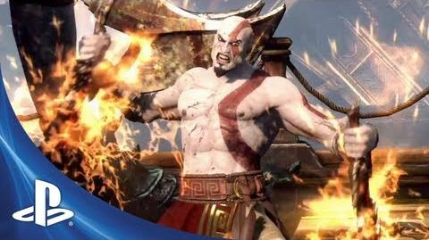 God of War Ascension™ Single-Player World Premiere