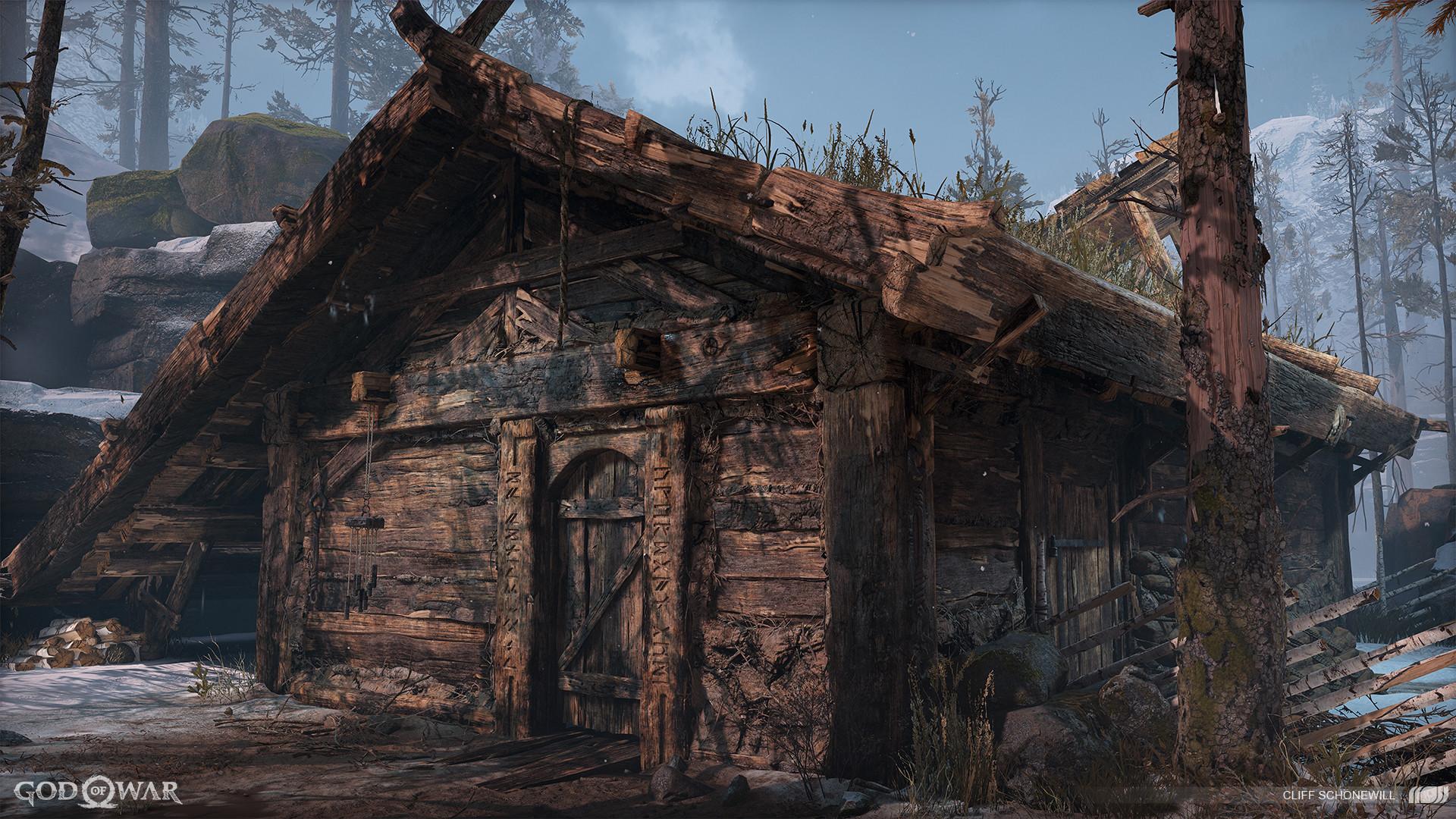 Kratos' Cabin