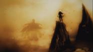 Briareo rompe patto sangue con zeus GoW Ascension