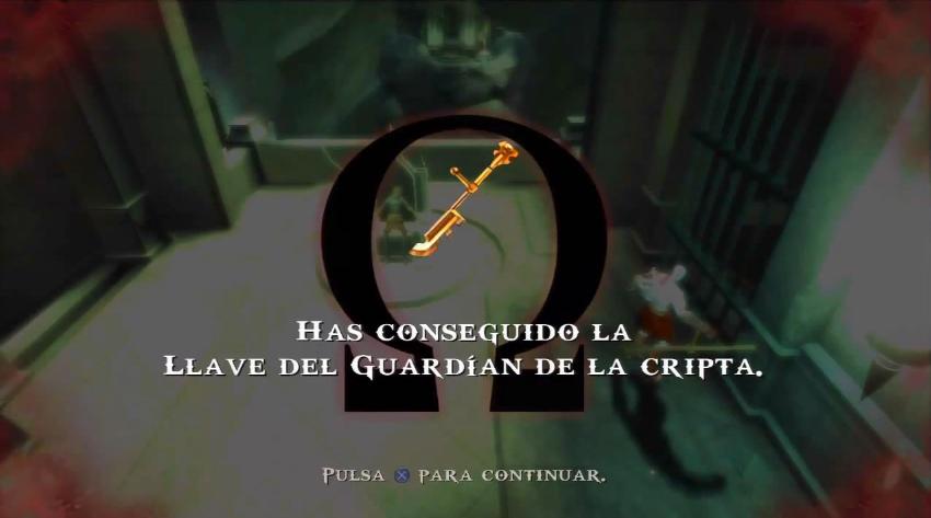 Llave del Guardián de la Cripta